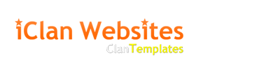 Free Clan Templates and Gaming Websites